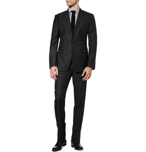 Two Button Suit dolce gabbana martini two button suit s fashion