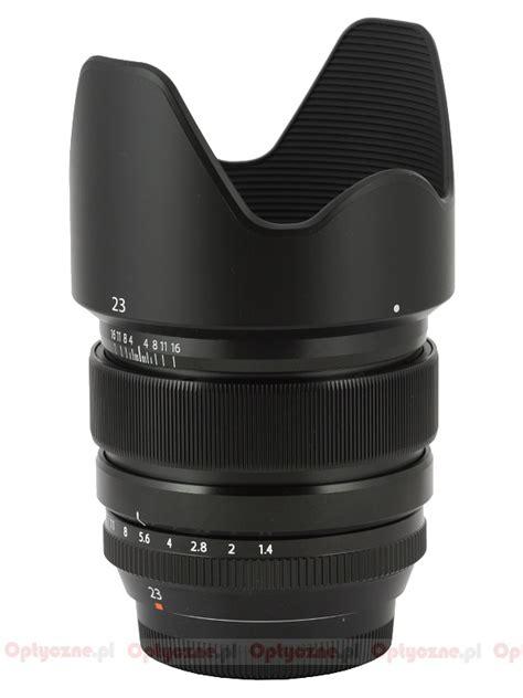 Fujinon Xf23mm F 1 4 R fujifilm fujinon xf 23 mm f 1 4 r optyczne pl