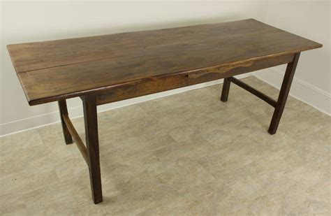 Antique Farm Dining Room Tables Antique Elm Farm House Dining Table For Sale At 1stdibs