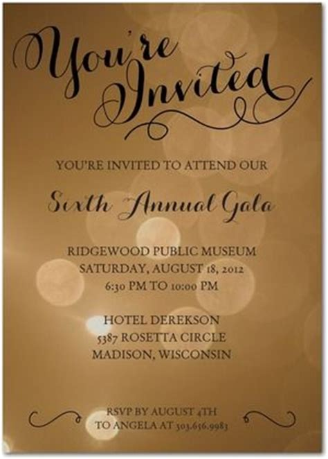 sle invitation card to an event best 25 corporate invitation ideas on event