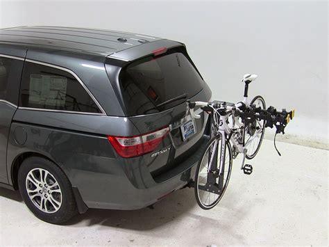 Bike Rack Honda Odyssey by 2008 Honda Odyssey Softride Dura Parallelogram 4 Bike Rack