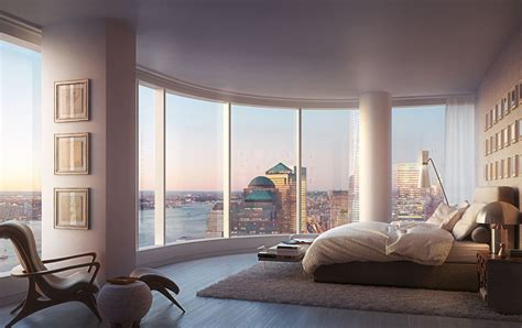 West Bedroom by Renderings For 50 West Batterypark Tv We Inform
