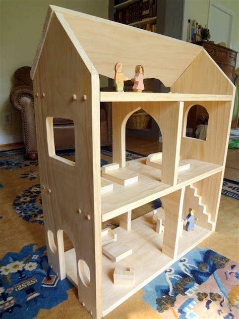 mini tutorial   waldorf style dollhouse wooden