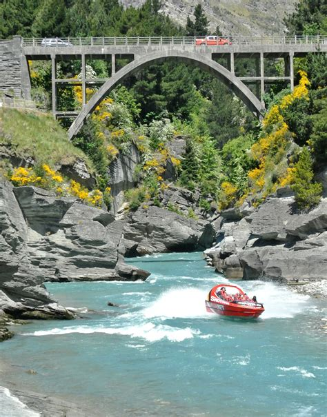 boat tour queenstown nz seven days in new zealand centsational style