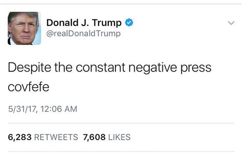 donald trump twitter celebrities try to define president donald trump s covfefe