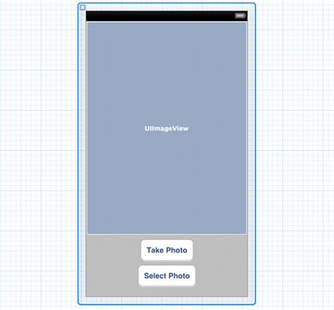 layout uiviewcontroller ios programming tutorial build a simple iphone camera app