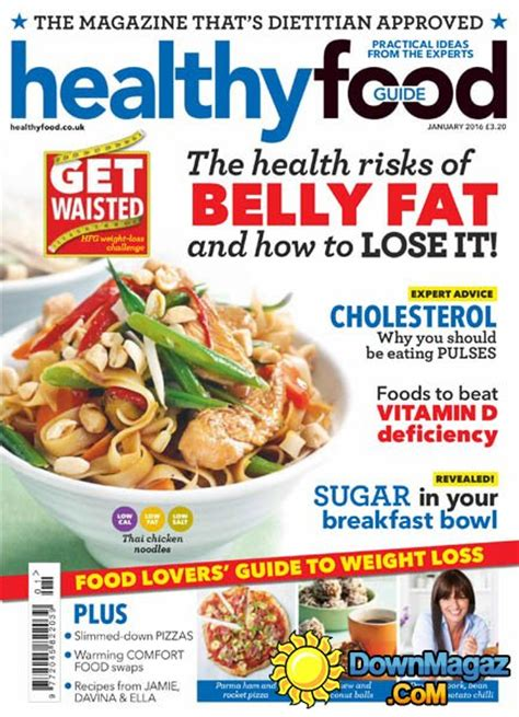guide cuisine magazine healthy food guide uk january 2016 187 pdf