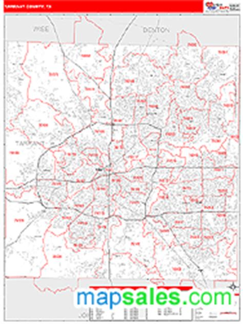 tarrant county map texas tarrant county tx wall map by marketmaps from davincibg the leading source for your