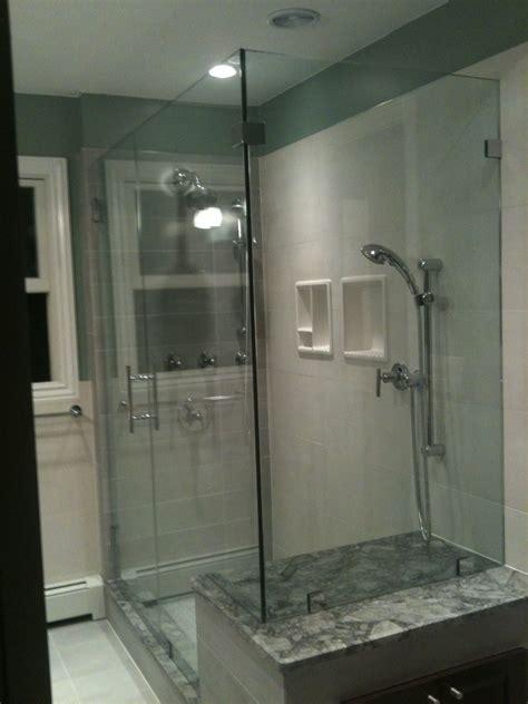 Corner Shower Doors Glass Corner Abc Shower Door And Mirror Corporation
