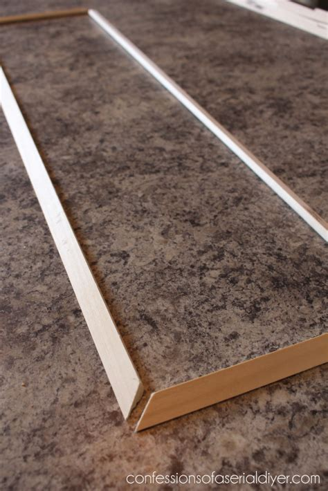 adding glass to cabinet doors how to add glass to cabinet doors confessions of a