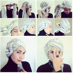 tutorial turban glitter diy hat on pinterest turban tutorial headpieces and turban