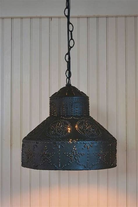 punched tin lighting 15 best of punched tin pendant lights