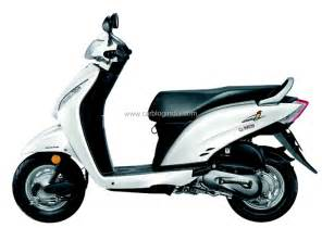 Honda Activa I Honda Activa I I Launched Price Review Features