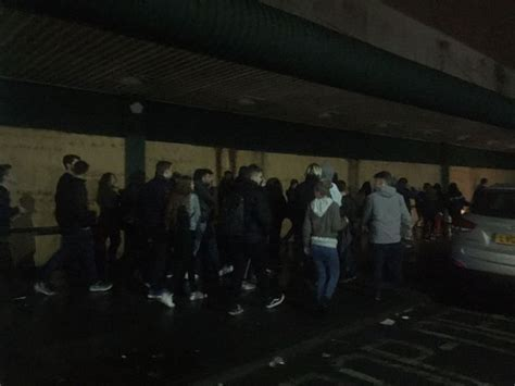 Chicken Cottage Hounslow West by Riot Shut Illegal At Disused Morrisons