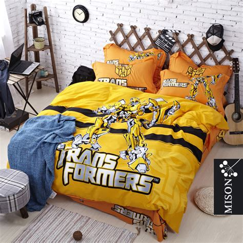 transformer bed set popular transformers queen bedding buy cheap transformers
