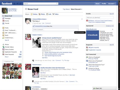 Fb Biasa | themes fb add on mozila stylish