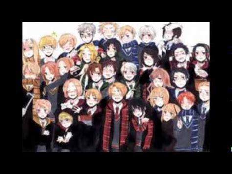 anime harry potter 1 2