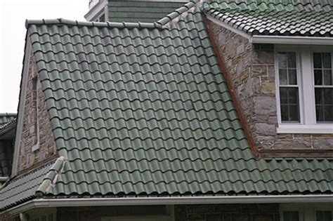 Metal Tile Roof Tile Roofing The Portland Roofers