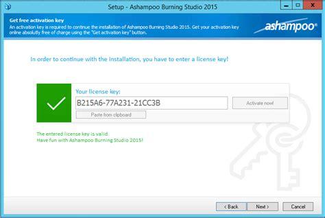 ashoo burning studio 12 license key ashoo burning studio 2015 v1 15 serial key is here