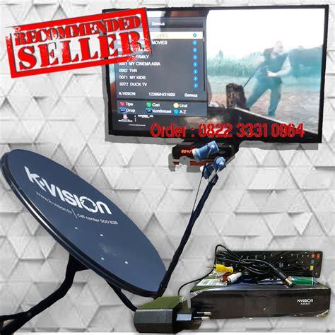 Harga Chanel K Vision ceve satelite harga k vision cartenz k2000 set