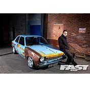 Modified Opel Kadett C  Fast Car