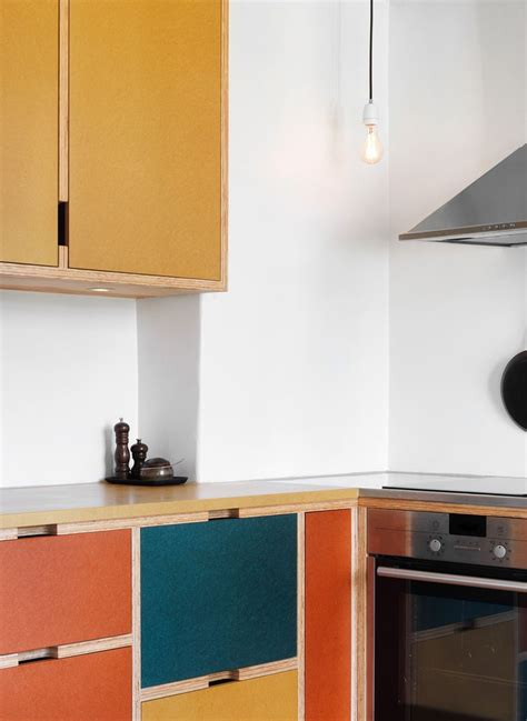 plywood kitchen plywood kitchen by bedow sweden pinned by secret design