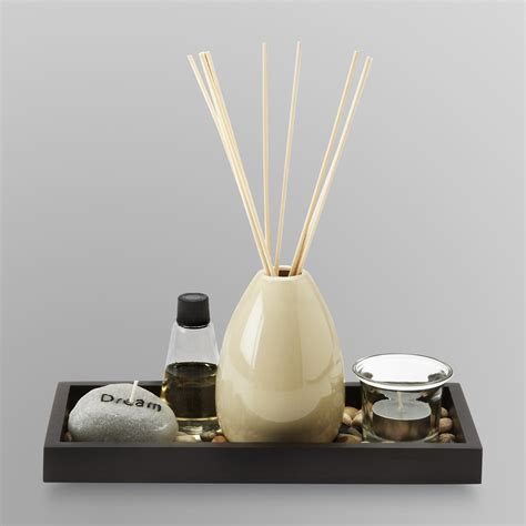 essential home reed diffuser set