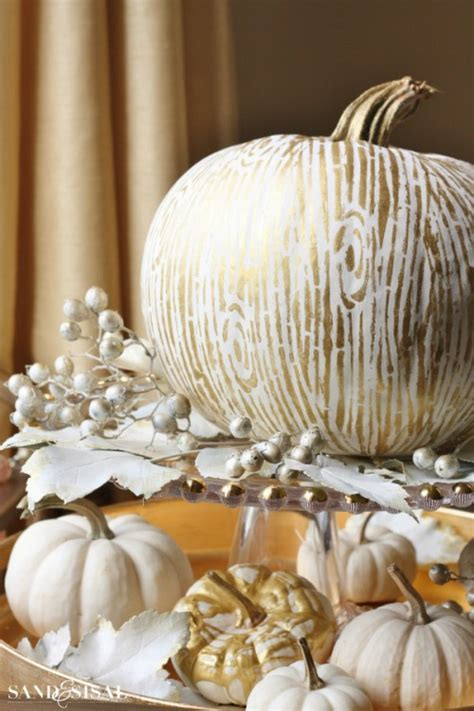 pretty home decor 14 gold thanksgiving diys for pretty home d 233 cor shelterness