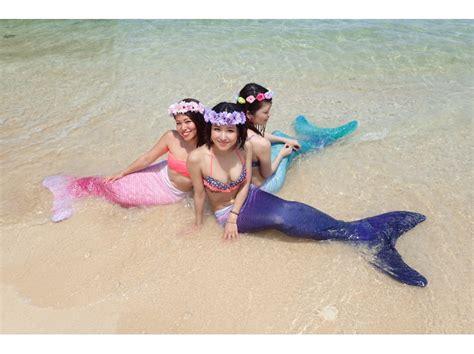 5th Year Mba Jcu by 沖縄 恩納村 2歳から参加ok 人魚になれる夢が叶っちゃう 海外で人気のマーメイドスイムを予約するなら