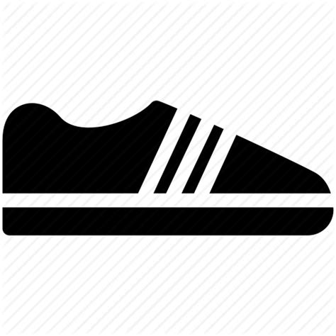 running shoe icon iconfinder sports set by icons mind
