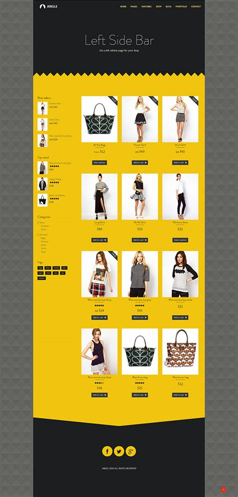 bootstrap themes angle angle flat responsive bootstrap multipurpose theme on behance