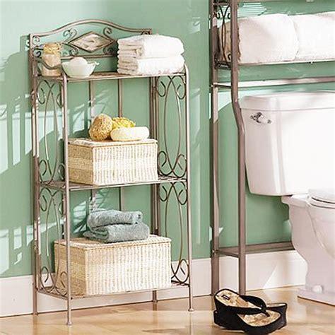 The Bath Rack by 3 Tier Bathroom Rack 6408404 Hsn