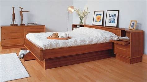 Bedroom Set Furniture In Teak Teak Modern Furniture