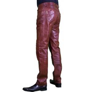 Buy biker leather pant for men at paucileather com