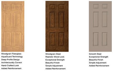 doors materials      lakewood zinc