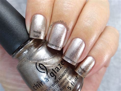 sinful colors supernova comparison china glaze swing baby vs sinful colors