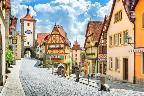 quaint german town places i d like to see pinterest the 10 most beautiful towns in bavaria germany