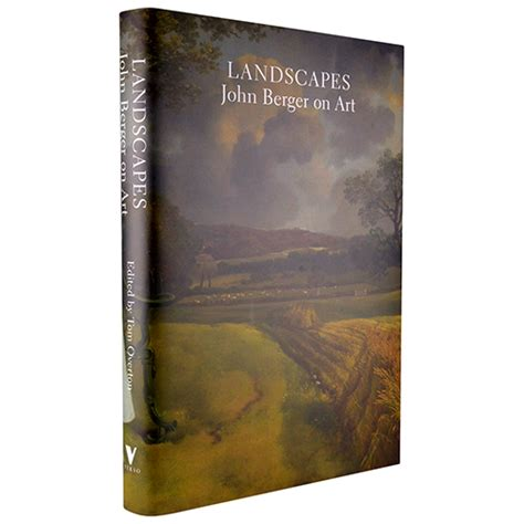 libro landscapes john berger on verso