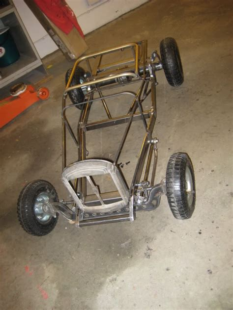 home built car plans go kart sized hot rod chassis go carts scooters and