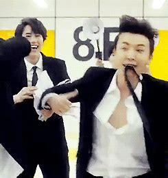 donghae swing 1k donghae kyuhyun swing my gifs swing peeking from