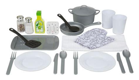 kitchen accessories doug 22 play kitchen accessories set utensils pot pans and more