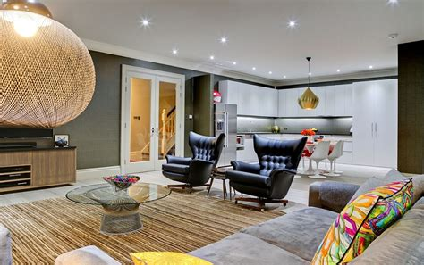 filled bachelor pad with cool exclusive bachelor pad design by daniel hopwood