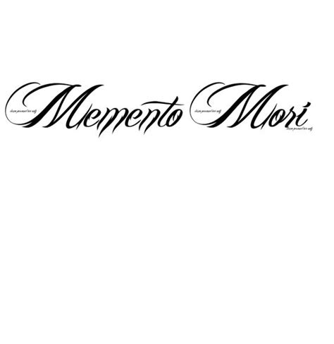 memento mori tattoo design memento mori tattoos search ideas