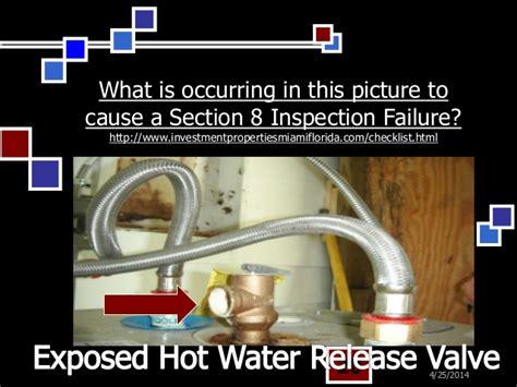 section 8 inspection failed mreia s section 8 or plan ocho presentation