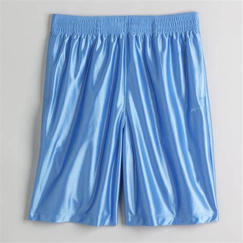light blue shorts mens athletech men s big tall drawstring dazzle basketball