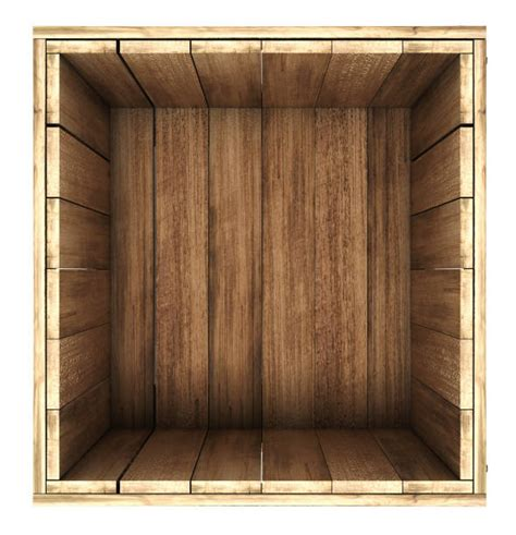 Wooden Photo Clip T0210 2 royalty free wood crate clip vector images illustrations istock