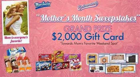 All You Monthly Sweepstakes - ctownsupermarkets com mothers month sweepstakes sweepstakesbible