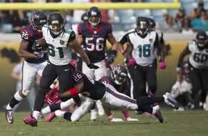 Jaguars Week 6 Jacksonville Jaguars Week 6 Stock Up