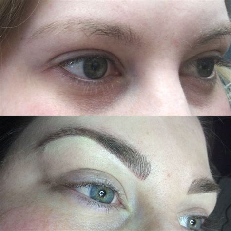 eyebrow feather tattoo newcastle 1000 ideas about tattooed eyebrows on pinterest