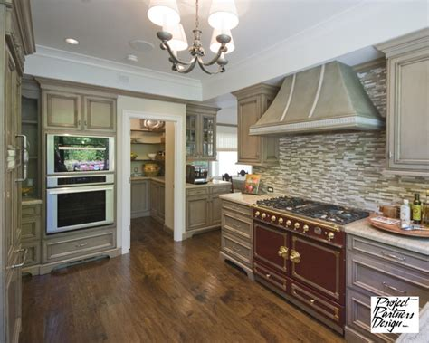 White Kitchen Remodeling Ideas Grey And Burgundy Kitchen Traditional Kitchen San